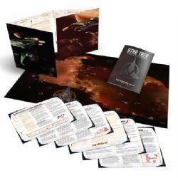 STAR TREK ADVENTURES -  THE KLINGON EMPIRE - GAMEMASTER KIT (ENGLISH)