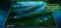 STAR TREK ASCENDANCY -  BORG PLAY MAT