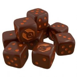STAR TREK ASCENDANCY -  FERENGI DICE PACK