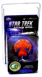 STAR TREK : ATTACK WING -  KREECHTA (ENGLISH) -  FERENGI ALLIANCE