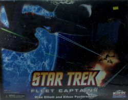 STAR TREK -  FLEET CAPTAINS (ENGLISH)