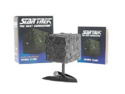 STAR TREK -  LIGHT-AND-SOUND BORG CUBE -  MINI-KIT