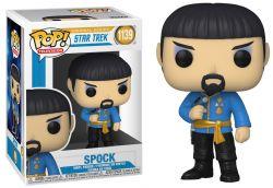 STAR TREK -  POP! VINYL FIGURE OF SPOCK (4 INCH) -  ORIGINAL SERIES 1139