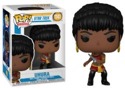 STAR TREK -  POP! VINYL FIGURE OF UHURA (4 INCH) -  ORIGINAL SERIES 1141