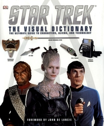 STAR TREK -  THE VISUAL DICTIONARY