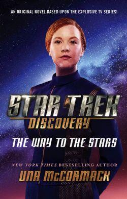 STAR TREK -  THE WAY OF THE STARS MM -  STAR TREK DISCOVERY