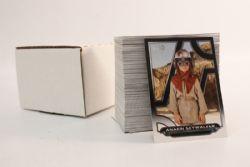 STAR WARS -  2018 STAR WARS : GALACTIC FILES (200 CARDS)