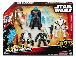 STAR WARS -  5 SET FIGURE - MULTI PACK