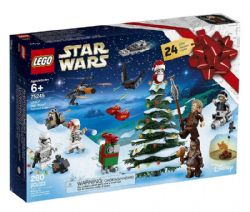 STAR WARS -  ADVENT CALENDAR (280 PIECES) 75245