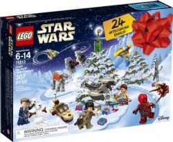 STAR WARS -  ADVENT CALENDAR (307 PIECES) 75213