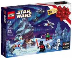 STAR WARS -  ADVENT CALENDAR (311 PIECES) 75279