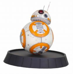 STAR WARS -  BB-8 STATUE (6INCHES) -  FORCE AWAKENS MILESTONES COLLECTION!