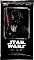 STAR WARS -  CARD TRADER 2016 (P6/B24)
