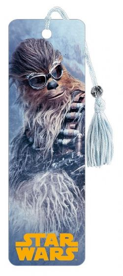 STAR WARS -  CHEWBACCA - BOOKMARK -  SOLO : A STAR WARS STORY