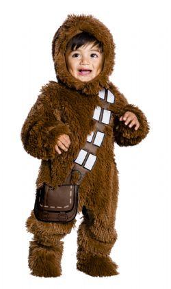 STAR WARS -  CHEWBACCA COSTUME (CHILD)