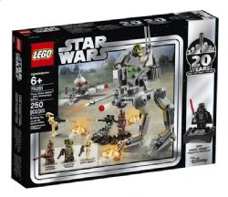 STAR WARS -  CLONE SCOUT WALKER (250 PIECES) -  20TH ANNIVERSARY 75261