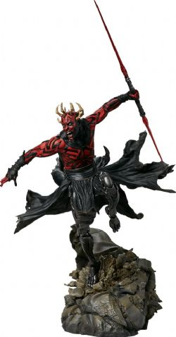 STAR WARS -  DARTH MAUL MYTHOS STATUE (LIMITED EDITION /4500) -  SIDESHOW COLLECTIBLES