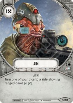 STAR WARS DESTINY -  AIM -  AWAKENINGS