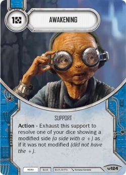 STAR WARS DESTINY -  AWAKENING -  AWAKENINGS
