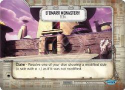 STAR WARS DESTINY -  B'OMARR MONASTERY - TETH -  EMPIRE AT WAR