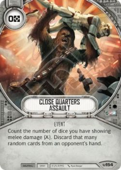 STAR WARS DESTINY -  CLOSE QUARTERS ASSAULT -  AWAKENINGS