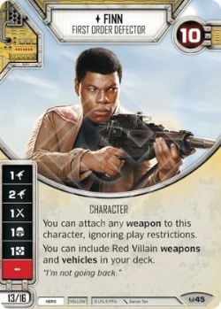 STAR WARS DESTINY -  FINN -  AWAKENINGS