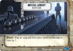 STAR WARS DESTINY -  IMPERIAL ARMORY -DEATH STAR -  AWAKENINGS