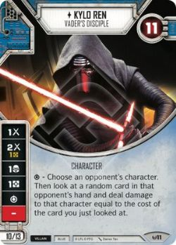 STAR WARS DESTINY -  KYLO REN -  AWAKENINGS