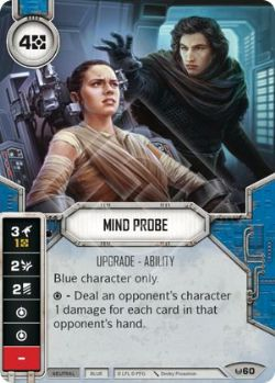 STAR WARS DESTINY -  MIND PROBE -  AWAKENINGS