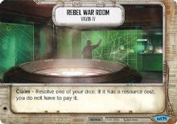 STAR WARS DESTINY -  REBEL WAR ROOM -YAVIN IV -  AWAKENINGS