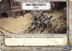 STAR WARS DESTINY -  WARN-TORN STREETS - Jedha -  SPIRIT OF REBELLION