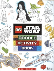 STAR WARS -  DOODLE ACTIVITY BOOK -  LEGO