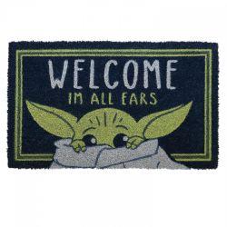 STAR WARS -  DOOR MAT - I'M ALL EARS 17