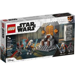 STAR WARS -  DUEL ON MANDALORE (147 PIECES) 75310