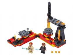 STAR WARS -  DUEL ON MUSTAFAR (208 PIECES) 75269