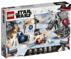STAR WARS -  ECHO BASE DEFENSE (504 PIECES) -  ACTION BATTLE 75241