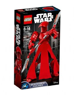 STAR WARS -  ELITE PRAETORIAN GUARD (92 PIECES) -  BUILDABLE FIGURES 75529