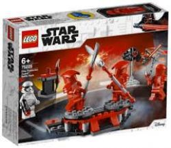 STAR WARS -  ELITE PRAETORIAN GUARD BATTLE PACK (109 PIECES) 75225