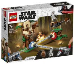 STAR WARS -  ENDOR ASSAULT (193 PIECES) -  ACTION BATTLE 75238