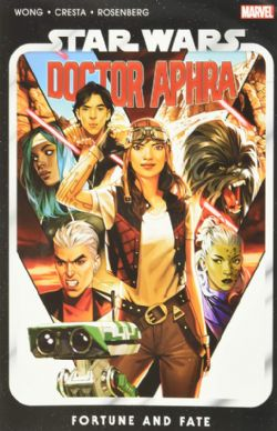 STAR WARS -  FORTUNE AND FATE TP -  STAR WARS DOCTOR APHRA 01
