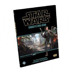 STAR WARS -  GADGETS AND GEAR (ENGLISH) -  STAR WARS RPG