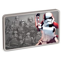 STAR WARS -  GUARDS OF THE EMPIRE: EXECUTIONER TROOPER™ -  2021 NEW ZEALAND MINT COINS 06