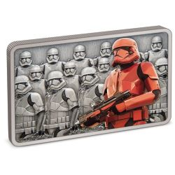 STAR WARS -  GUARDS OF THE EMPIRE: SITH TROOPER™ -  2021 NEW ZEALAND MINT COINS 07