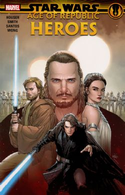 STAR WARS -  HEROES TP -  AGE OF REPUBLIC
