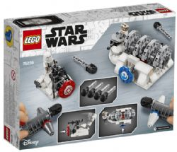 STAR WARS -  HOTH GENERATOR (235 PIECES) -  ACTION BATTLE 75239