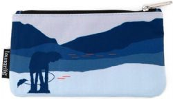 STAR WARS -  HOTH POUCH -  LOUNGEFLY