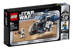 STAR WARS -  IMPERIAL DROPSHIP (125 PIECES) -  20TH ANNIVERSARY 75262