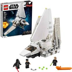STAR WARS -  IMPERIAL SHUTTLE (660 PIECES) 75302