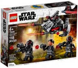 STAR WARS -  INFERNO SQUAD BATTLE PACK (118 PIECES) 75226