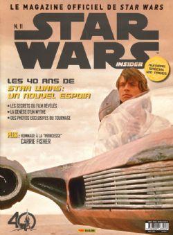 STAR WARS -  INSIDER 11